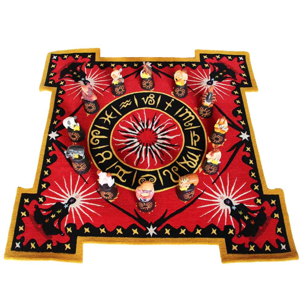 meditation-teppich-wandteppich-handgeknüpft-handgemacht-sternzeichen